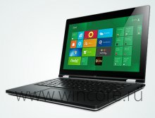 Lenovo IdeaPad Yoga — трансформируемый ультрабук с Windows 8 на борту