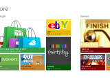 ������ ��� � �������� Windows 8 Consumer Preview