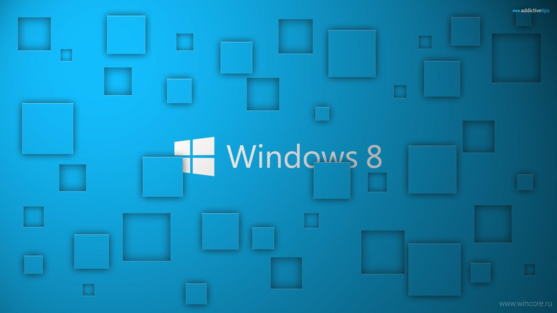 Windows 8 metro набор обоев с новым