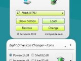 Eight Drive Icon Changer � �������� ������ ������ � ���������� Windows 8