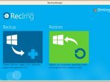 RecImg Manager � ��������������� Windows 8 ����� ������