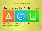Metro Icons for AIMP � ����� ������ ������ ��� ����������� �������������