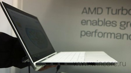 MWC 2013: демонстрация гибридной технологии AMD Turbo Dock