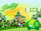 Jelly Run � ������� ������� �������� �������