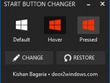 Windows 8.1 Start Button Changer — заменяем изображение кнопки «Пуск»