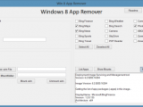 Windows 8 App Remover � ������� ���������� �� ������ ��-���������