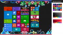 Персонализация интерфейса Windows 8.1