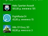 Магазин Windows: Halo: Spartan Assault, Hills Of Glory 3D и FlightRadar24 с солидной скидкой