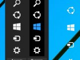 Windows 8.1 Charms Bar Customizer — заменяем иконки чудо-панели