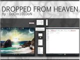 Dropped From Heaven — отличный набор трансформации интерфейса Windows 8 и 8.1