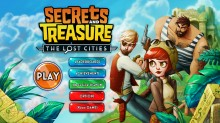 Secrets And Treasure: The Lost Cities � ������������� ��������������� �����������
