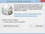 DVD Drive Repair � ��������������� ������ DVD ������� � ���������� Windows