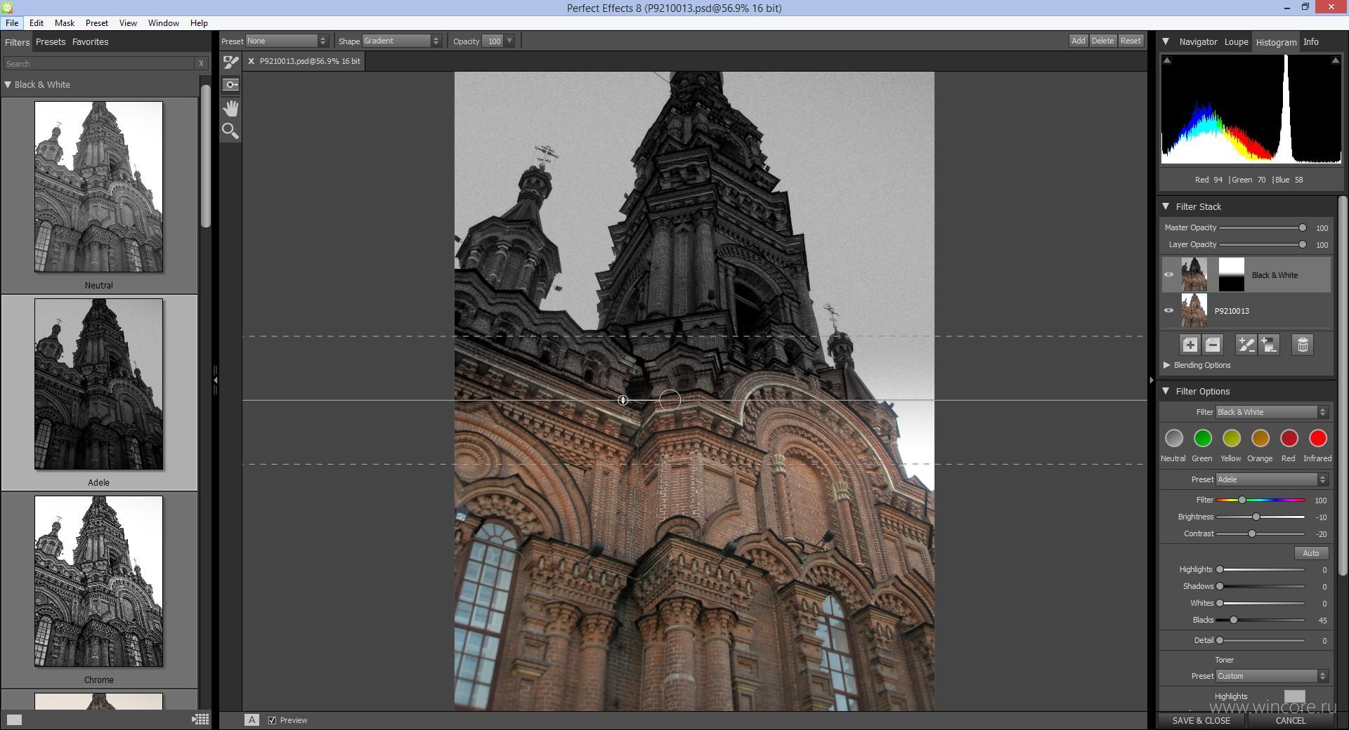 программа для обработки фотографий для инстаграма