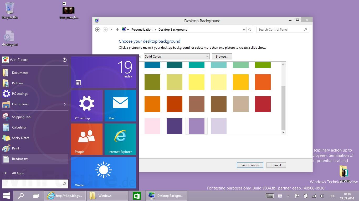 Как сделать скриншот на ноутбуке Windows 8 33