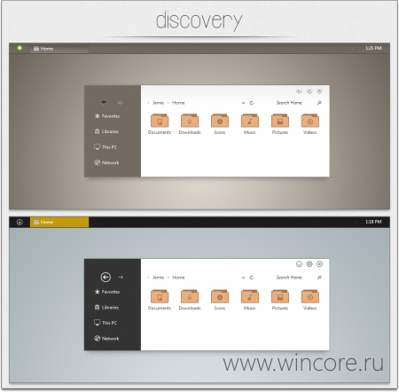 Discovery 8.1 � ������������ ���� ���������� �������� ����� Windows 8.1