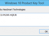 Windows OEM Product Key Tool — извлекаем ключ продукта Windows из BIOS/UEFI