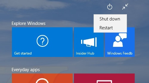 Windows 10 Technical Preview Build 10031: ���������� ���� � ��������� ������ ����