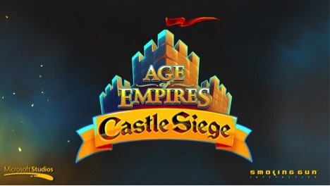 ������� ����� ���� ��� ���� Age of Empires: Castle Siege