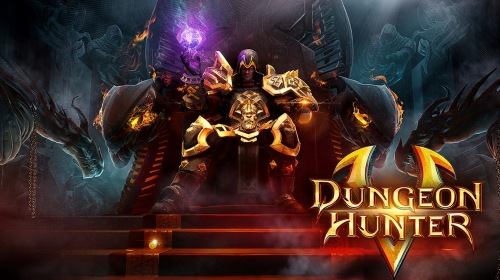 Dungeon Hunter 5 выпущена для Windows и Windows Phone