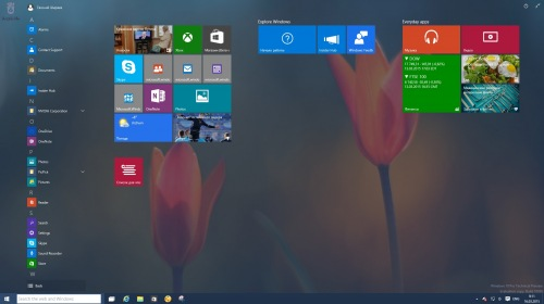 Windows 10 Technical Preview 10036: ���������� �� P2P, ����� ����� ��� TaskView � ������ ���������