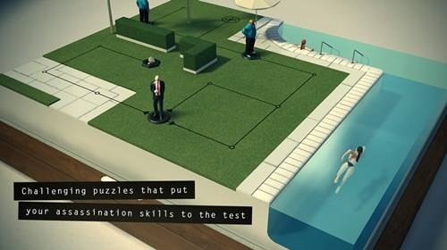 ��������� ����������� Hitman GO ������������ �� Windows � Windows Phone