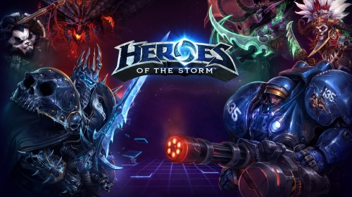 Blizzard �������� ���� ������ ���� Heroes of the Storm