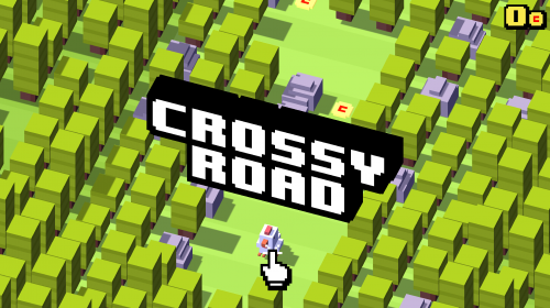 Популярная аркада Crossy Road выпущена для Windows и Windows Phone