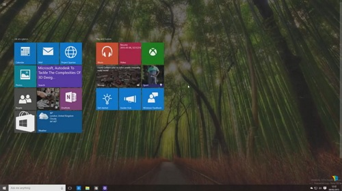 ��������� � �����: Windows 10 Insider Preview 10114