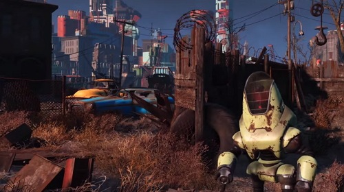���� Fallout 4 ���������� ������������ ��� �� � Xbox One