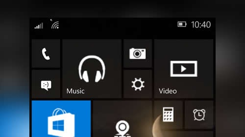 ������ ����� �������� ����� ������ Windows 10 Mobile Insider Preview