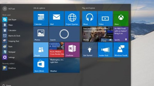 Windows 10 Insider Preview 10134 ��� �� ������ � ����