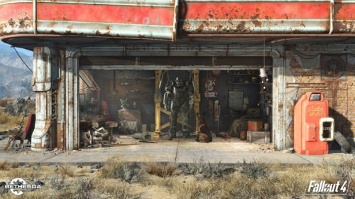 Fallout 4 ����� �������� ��� ��, Xbox One � PlayStation 4 ��� 10 ������