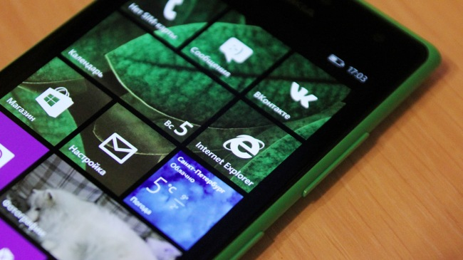 В России Windows Phone популярнее iOS