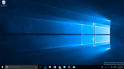 Microsoft ����������� �� ���� ������ Windows 10 Insider Preview ��� �� � 10159