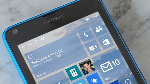 Первая информация о Windows 10 Mobile Build 10158