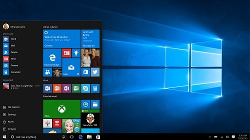 Microsoft выпустила Windows 10