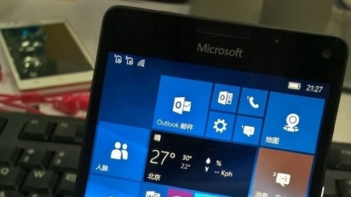 ��������� � ������� �������� ������ Windows 10 Mobile Insider Preview