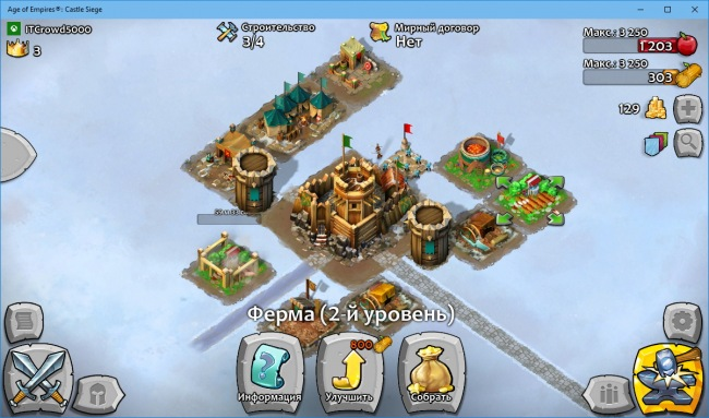 Age of Empires: Castle Siege выпущена и для Windows 10