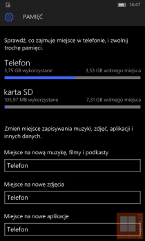 Windows 10 Mobile получит поддержку Ethernet-адаптеров