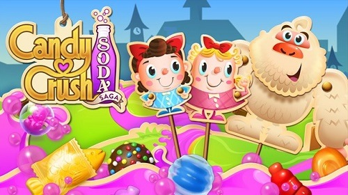 Candy Crush Soda Saga выпущена для Windows 10