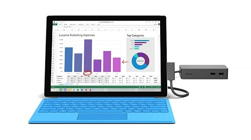 Surface Dock � ���������� ������� ��� ������� � ����������� ���������� ���������