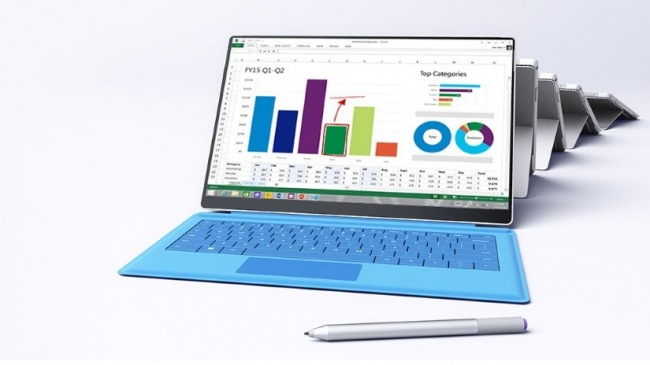 �����: Surface Pro 4 ������� ������������ ����� �������
