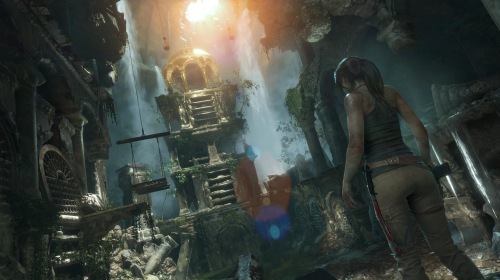 ��-������ Rise of the Tomb Raider ������ ���� ��� � ������