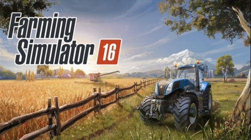 Farming Simulator 16 выпущен для Windows 10 и Windows 10 Mobile