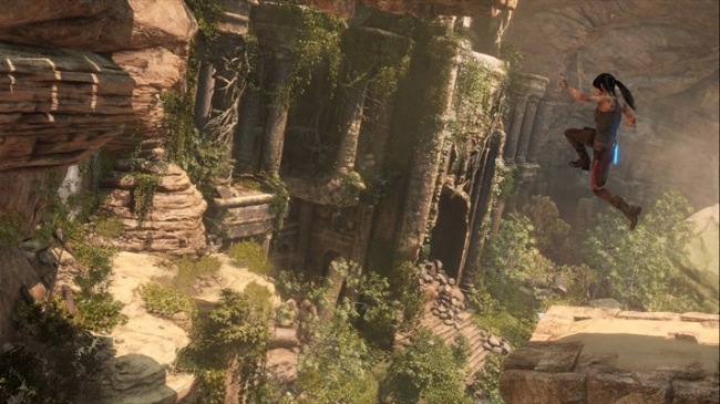 В Магазине Windows опубликована игра Rise of the Tomb Raider