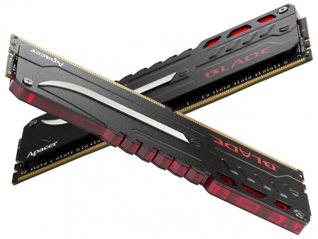 Apacer Blade Fire DDR4 � ������� ������ � ����������