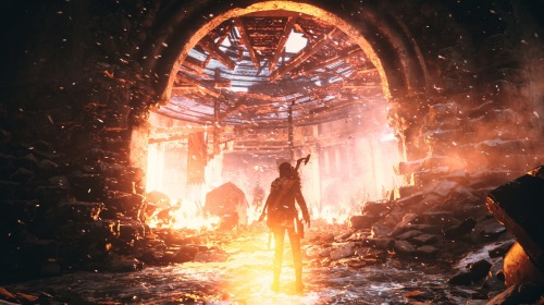 Игра Rise of The Tomb Raider получила поддержку DirectX 12