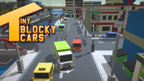 Tiny Blocky Cars � ����������� ����� ������ �������