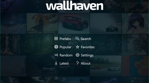 Wallhaven � ������ ��� �������� ��������� �����