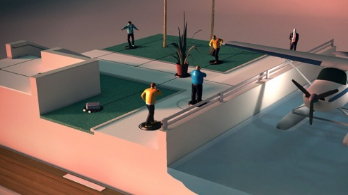 Hitman GO, Infinity Runner HD, Quarto � ������ ���� �� ������� � �������� Windows